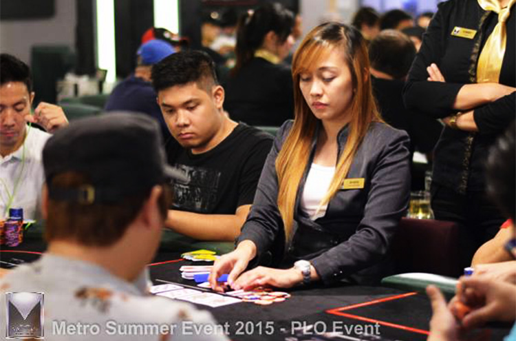 Metro poker manila sushi roulette amazing race